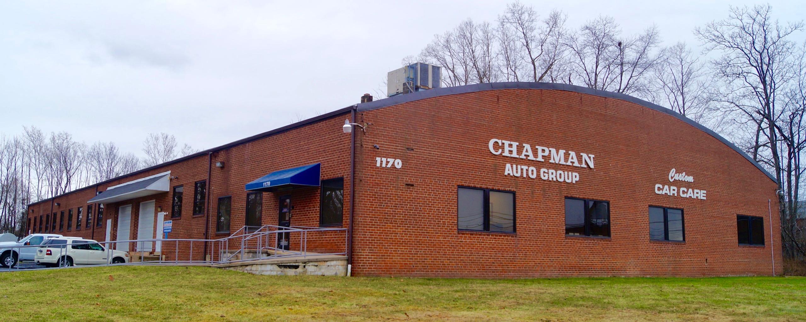 Chapman Auto Group