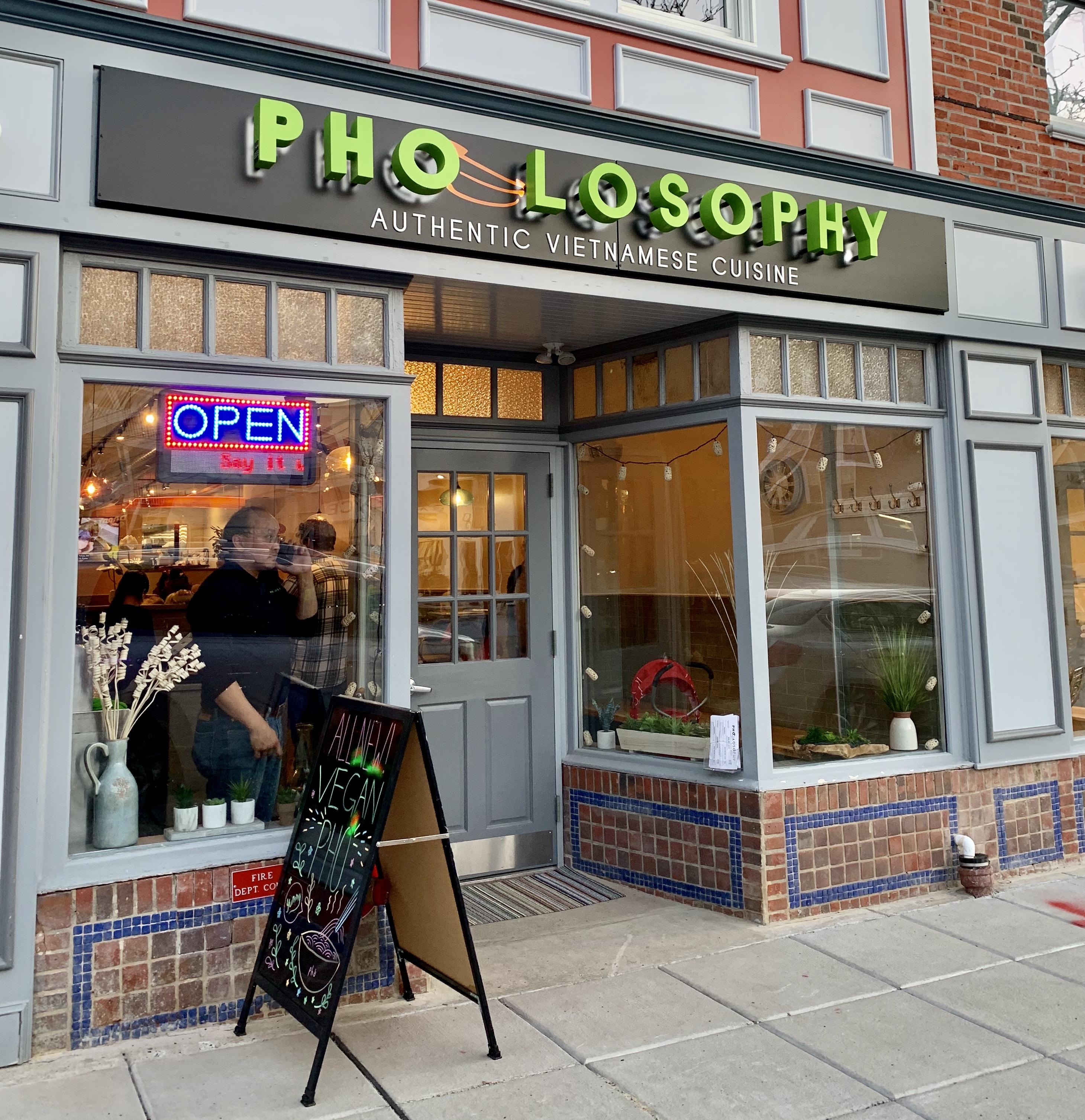 Pho-losophy Restaurant